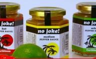 No Joke Pepper Sauce