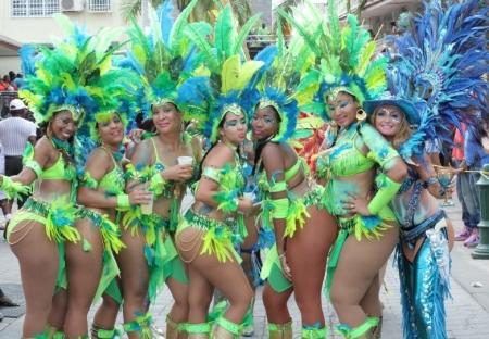 Carnival St Maarten
