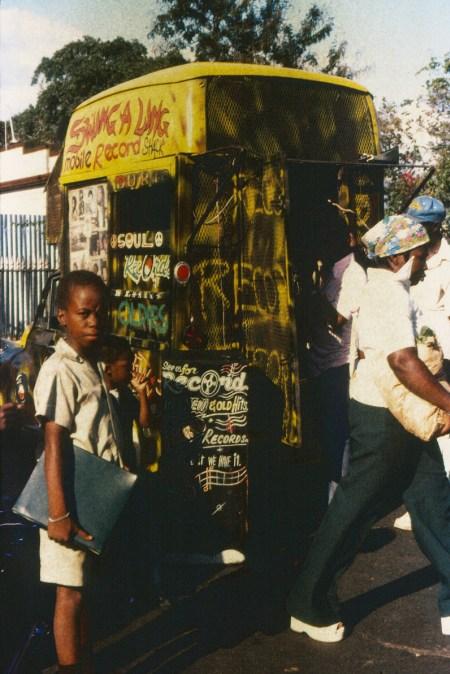 Roots Rock Reggae Travelling Music Shop Kingston
