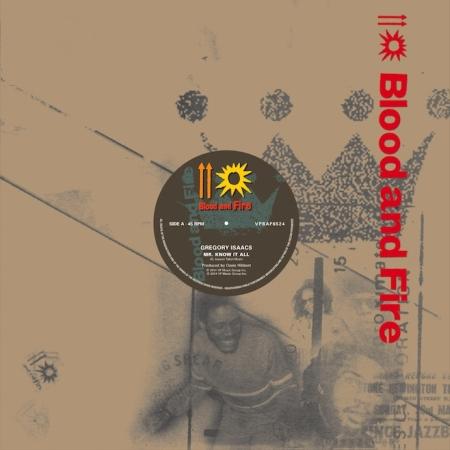 Blood & Fire Reggae