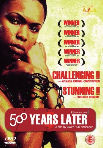 500 Years Later DVD
