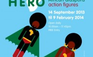 Afro Supa Hero Exhibition