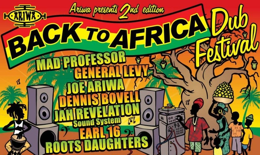 Back to Africa Festival