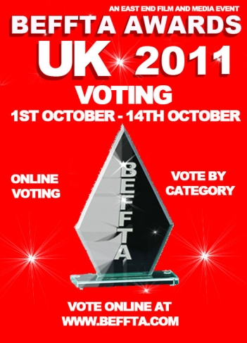 Beffta Awards 2011 Nominations