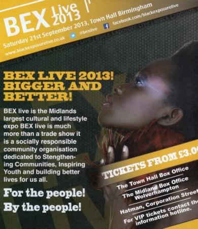 Black Exposure Live (BEX)