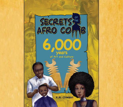 Secrets of the Afro Comb