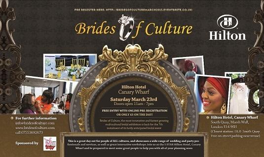 Brides of Culture Spring 2013