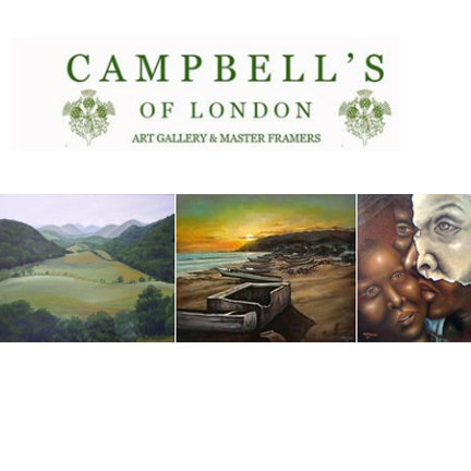 Campbells of London Caribbean Art