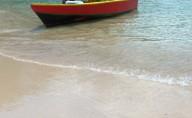 Caribbean Boat on the beach