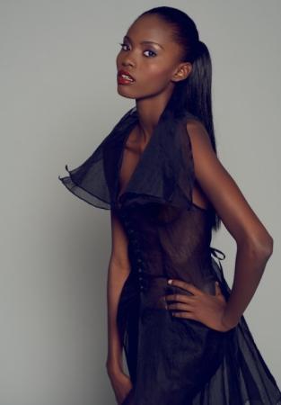 Caribbean Fashion Meiling - Alexia Palmer