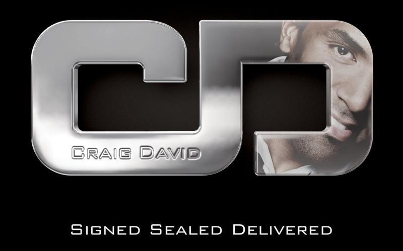 Craig David Signed Sealed & delivered
