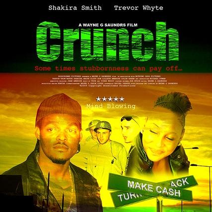 Crunch Wayne G Saunders