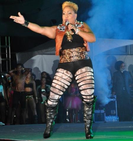 Denise Belfon on Stage