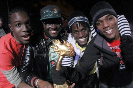 Jamaicas di blueprint band wins gbob 2012 itzcaribbean di blueprint band malvernweather Gallery
