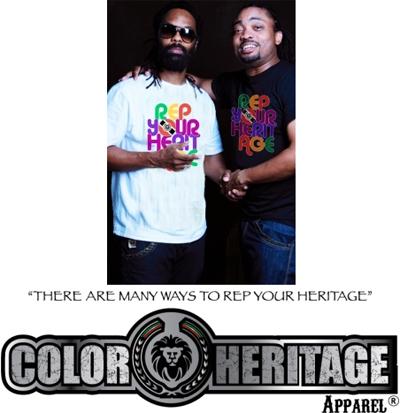 Color Heritage Fashion Apparel