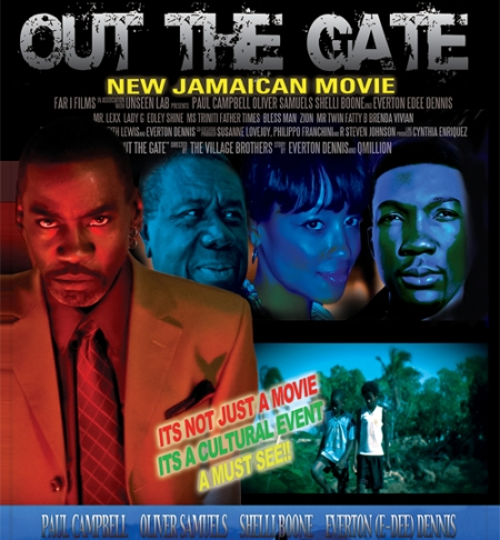 Film Out The Gate