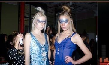 Georgina Harley-Smith SS14 fashion