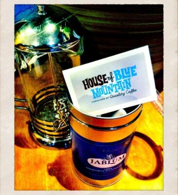 House of Blue Mountain Coffee