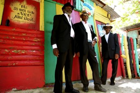 Jolly Boys Mento Music