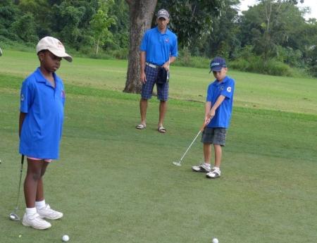 Junior Golf Jamaica