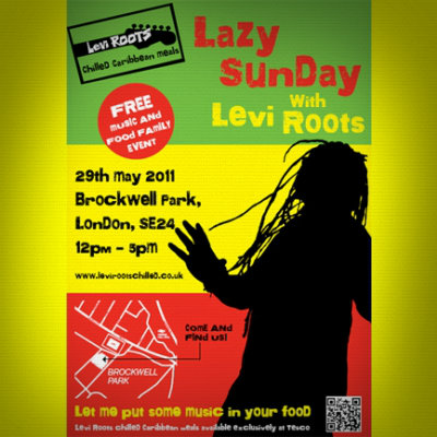 Levi Roots Lazy Sunday