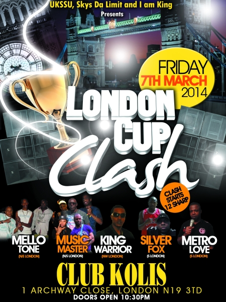 London Cup Clash 2014