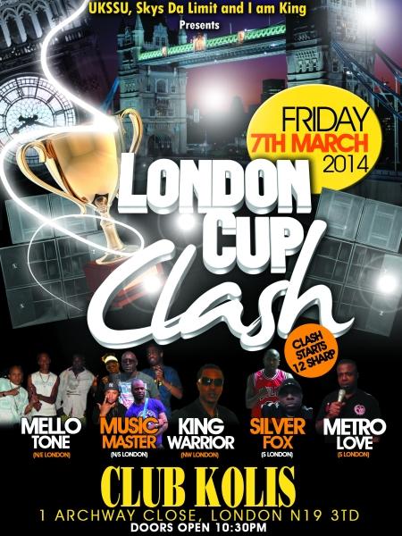 London Cup Clash 2014