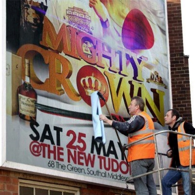 Mighty Crown UK Tour 2013