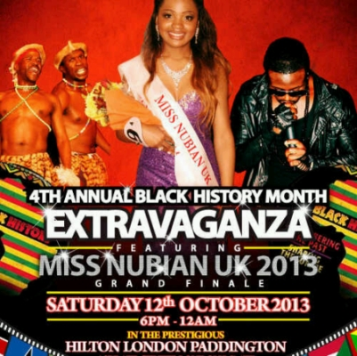 Miss Nubian Pageant