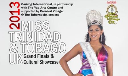 Miss Trinidad Tobago 2013