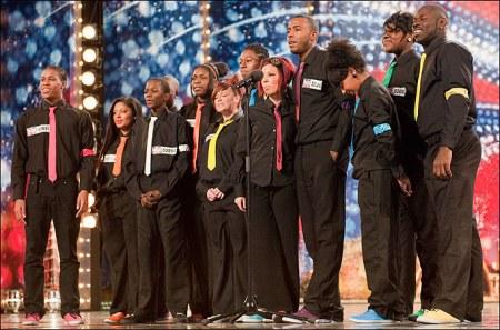 Myztikal Dance Britain's got Talent 2010: Semi-finalists