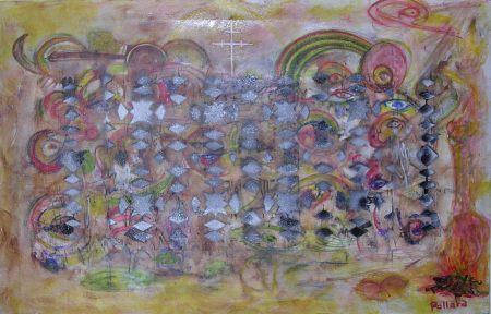 Ralph Pollard Bajan Artist