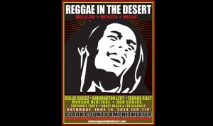Reggae in the Desert Festival