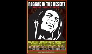 Reggae in the Desert Festival