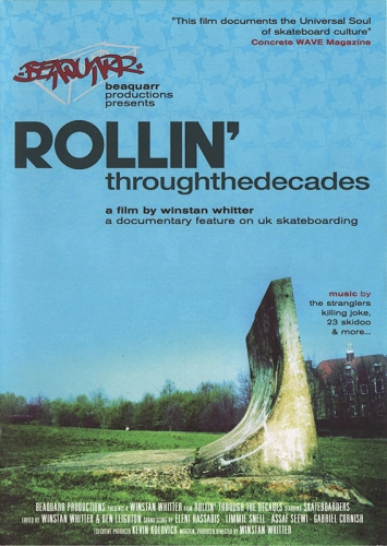 Rollin Through the Decades Skateboard Documentary