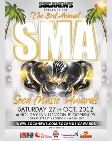 Soca Music Awards