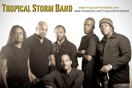 Tropical Storm Band
