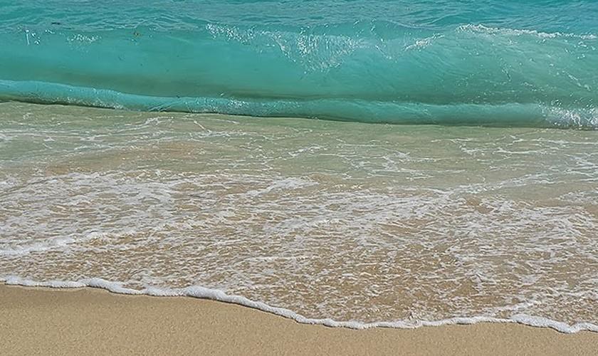 Caribbean wave