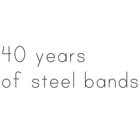 40yrs of Steelband