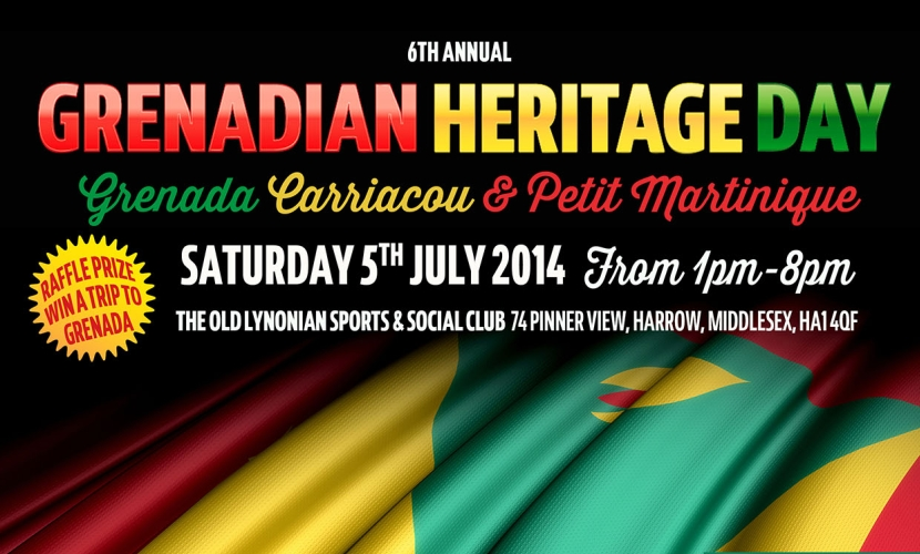 6th Grenadian Heritage Day