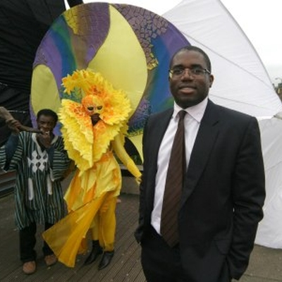 David Lammy Carnival