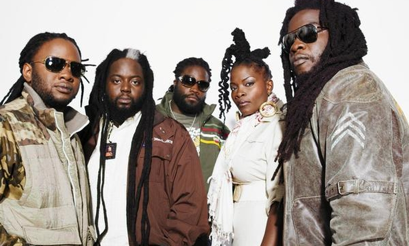 Morgan Heritage Reggae Band