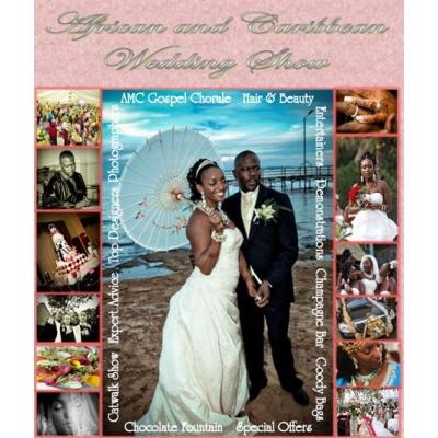 African Caribbean Wedding Manchester