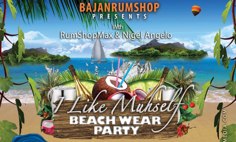 Bajanrumshop i like myself July 2014