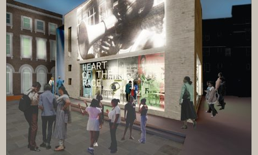 Black Cultural Archives Brixton