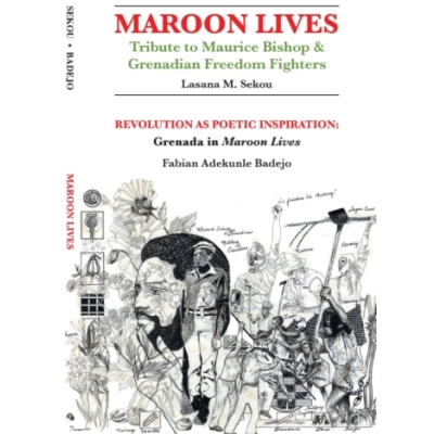 Books Maroon Lives
