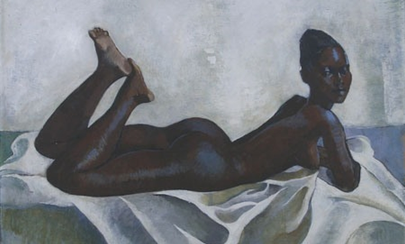 Boscoe Holder Nude
