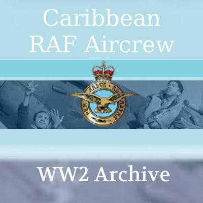 Caribbean RAF WW2 Archive