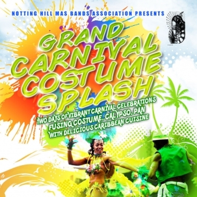 Carnival Costume Splash 2009