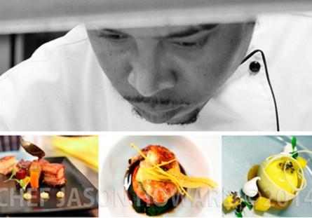 Chef Jason Howard UK Tour 2014